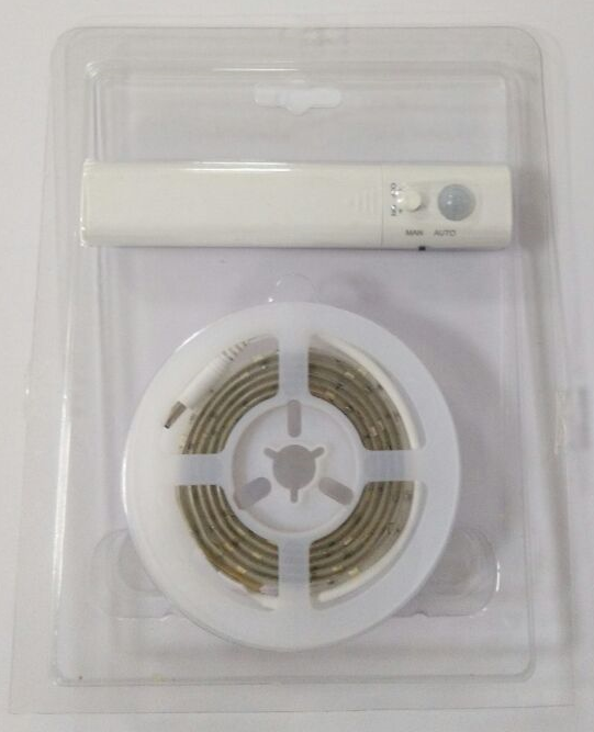 H&H-SLMS2 LED Motion Sensor strip AAA battery